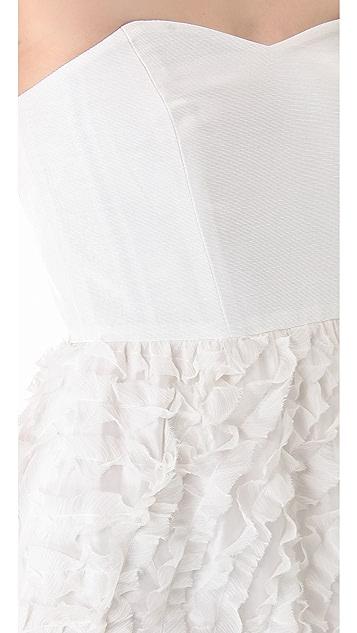 Thread Agatha Strapless Dress