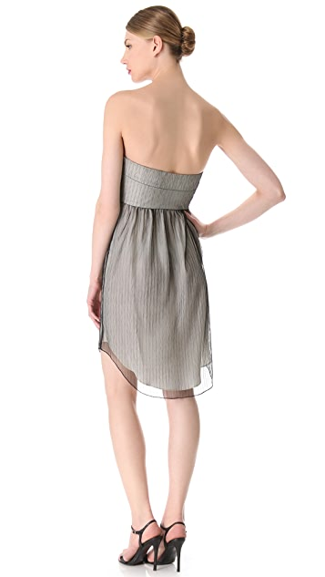 Thread Reed Strapless Dress