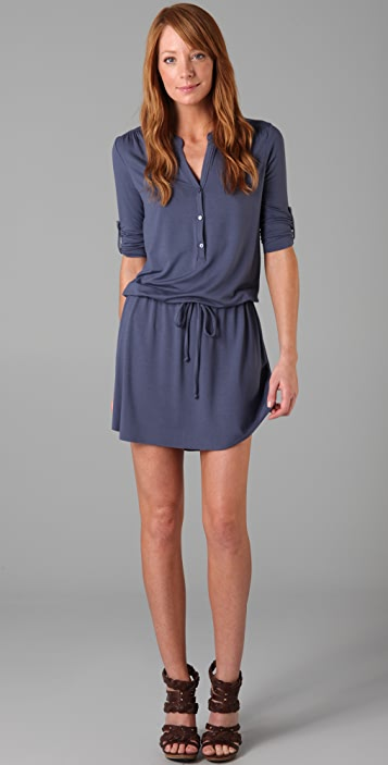 Three Dots Shirt Dress
