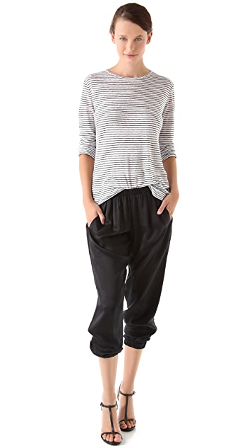 Three Dots Leisure Pocket Pants
