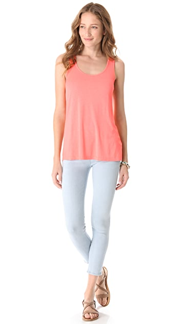 Three Dots Relaxed Tank