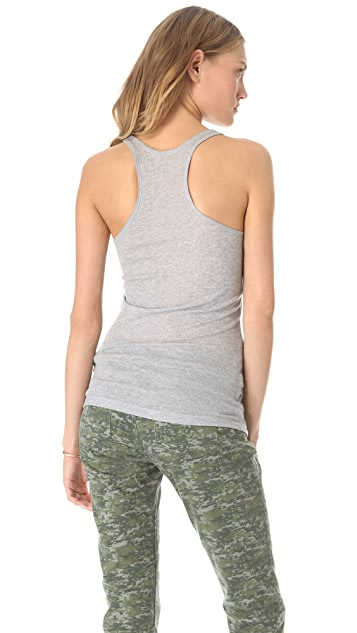 Three Dots Racer Back Tank
