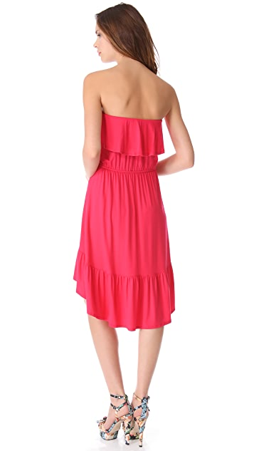 Three Dots High Low Spring Dress