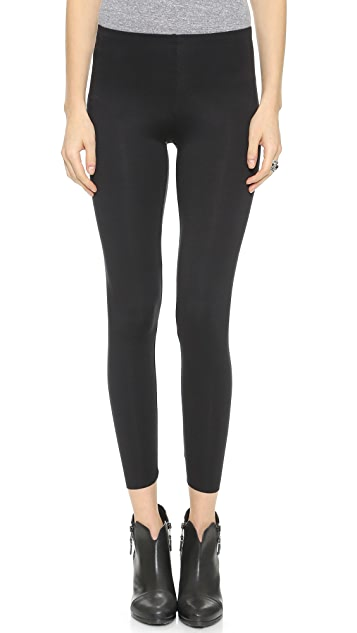 Three Dots Jersey Leggings