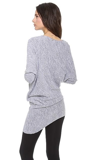 Three Dots Asymmetrical Tunic / Dress