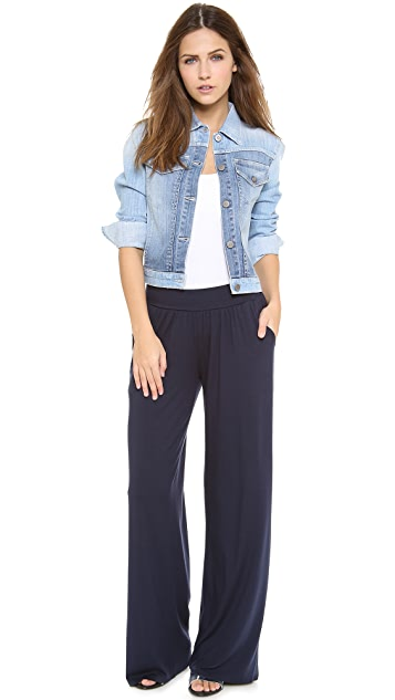 Three Dots Wide Leg Pants