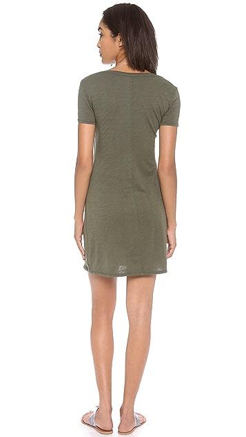 Three Dots T-Shirt Dress