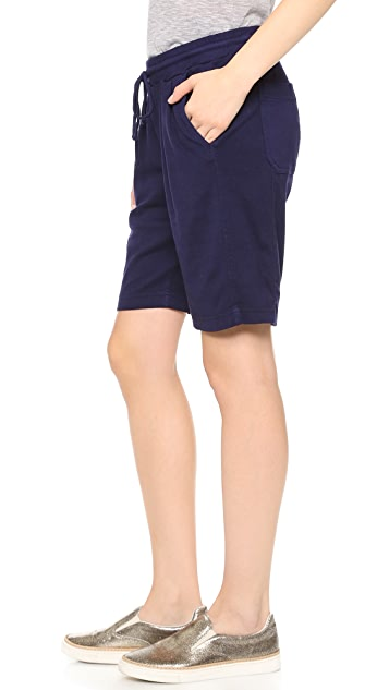 Three Dots Bermuda Shorts