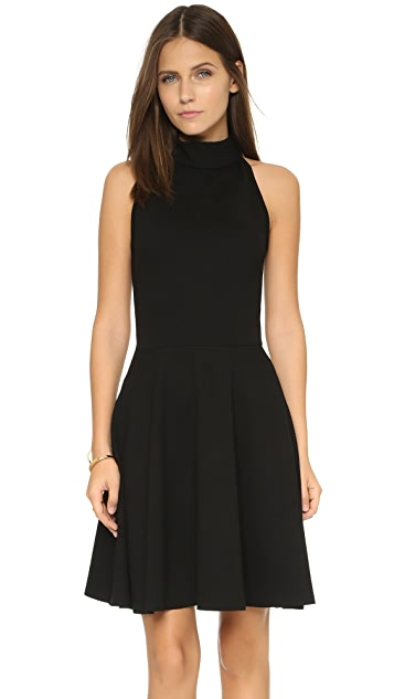 Three Dots Olivia Ponte Dress
