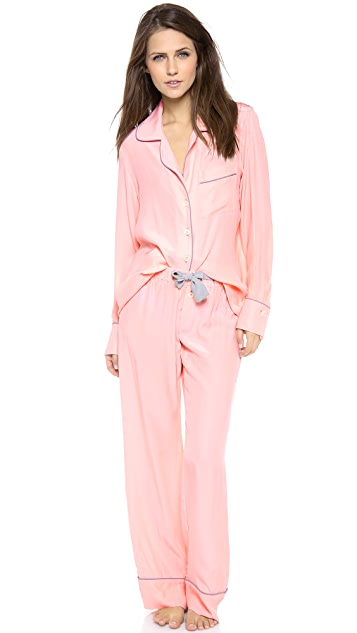 Three J NYC Coco Pajama Set