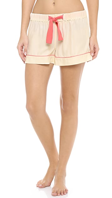 Three J NYC Jane Pajama Shorty Set