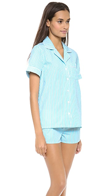 Three J NYC Belle Short PJ Set