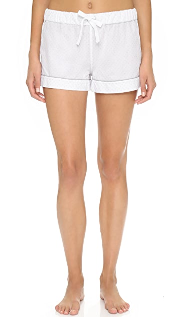 Three J NYC Phoebe Cotton Pajama Short Set