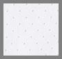 White w/Silver Dot Grey Trim