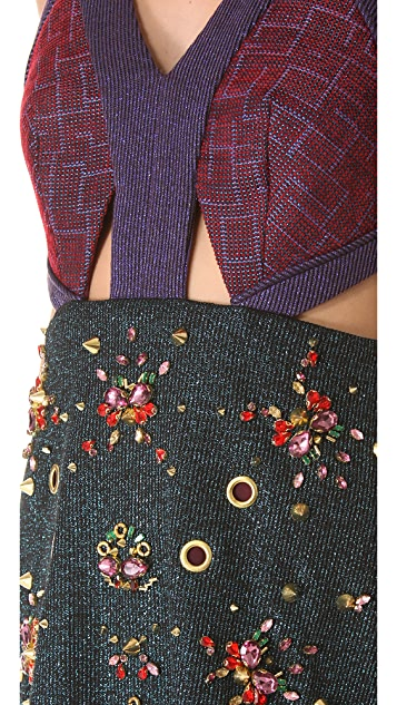 Three Floor Orient Dress