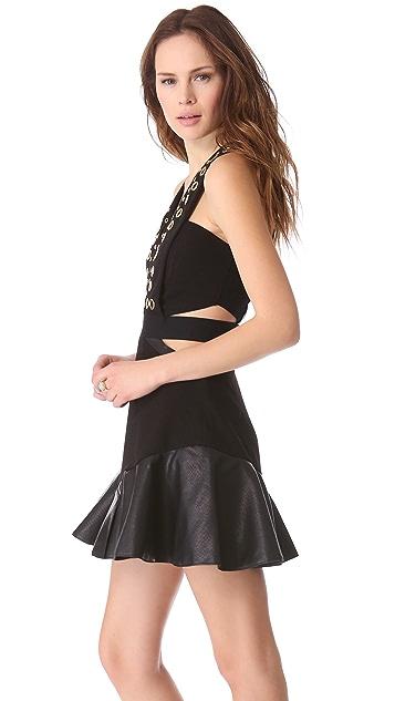 Three Floor Holy Chic Dress