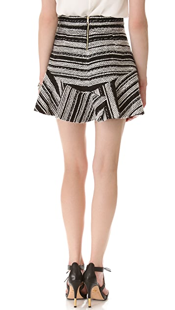Three Floor Frenzy Skirt
