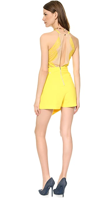 Three Floor Sicily Playsuit
