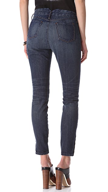 3x1 Selvedge Skinny Jeans