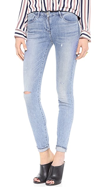 3x1 Canal Skinny Jeans