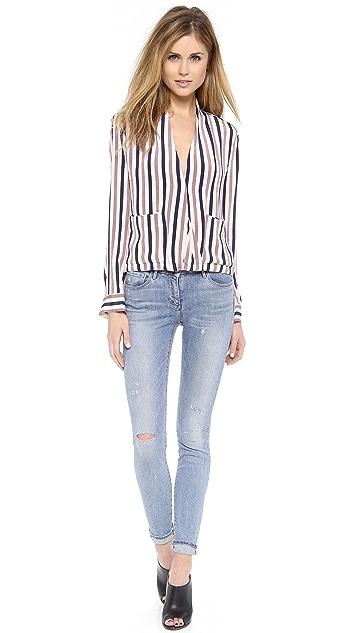 3x1 Canal Skinny Jeans