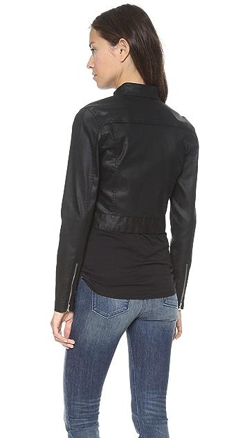 3x1 Coated Motorcycle Jacket