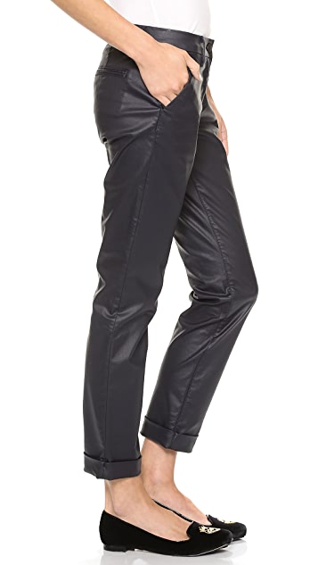 3x1 Coated Trousers