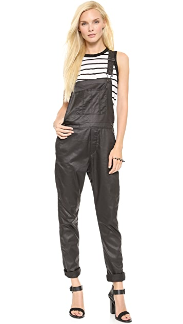 3x1 Coated Overalls