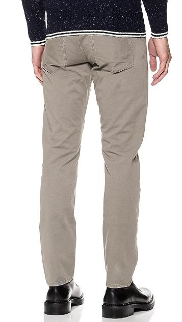 3x1 M3 Slim Straight Jeans