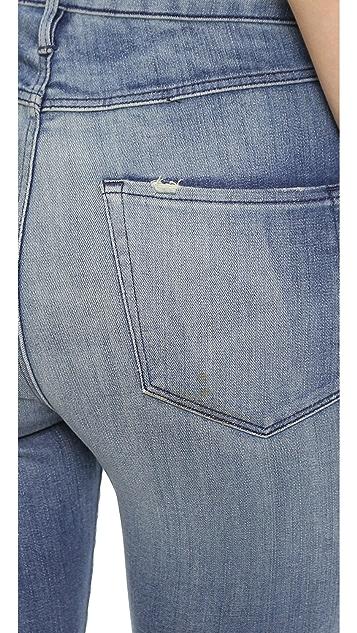 3x1 W3 High Rise Regular Skinny Jeans