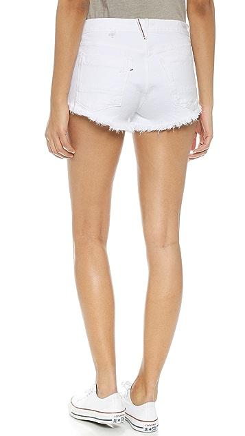 3x1 WM5 Selvedge Cutoff Shorts