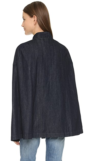 3x1 Denim Cape