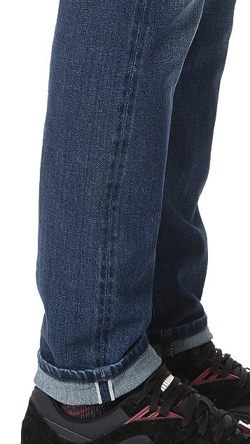 3x1 M5 Selvedge Skinny Jeans