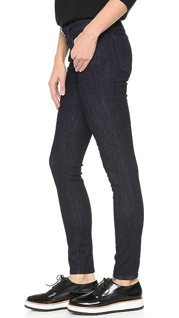 3x1 W0 Zip Fly Skinny Jeans