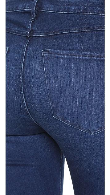 3x1 Расклешенные джинсы W2.5