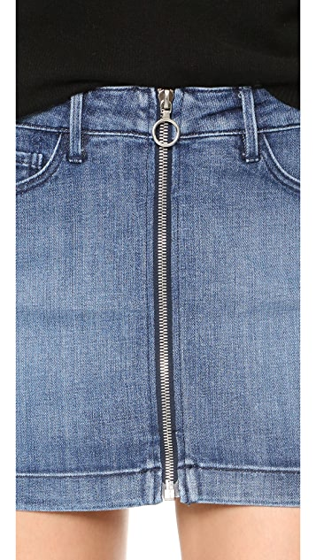 3x1 W0 Micro Miniskirt