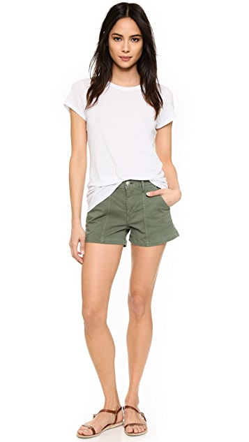 3x1 W2 Military Shorts