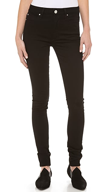 THVM Behati High Waist Skinny Jeans