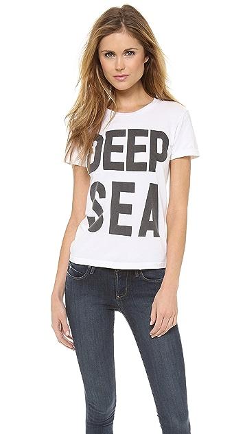 THVM Behati Deep Sea Tee