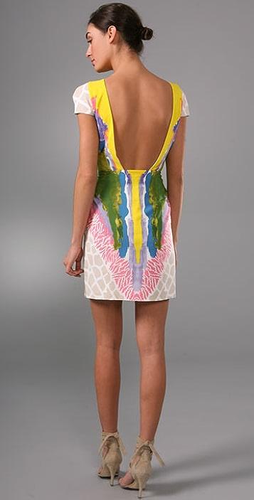 Tibi Calla Lily Dress