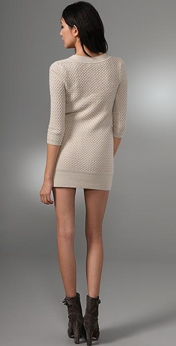 Tibi Chunky Sweater Dress