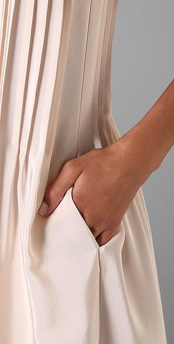 Tibi Button Back Jumpsuit