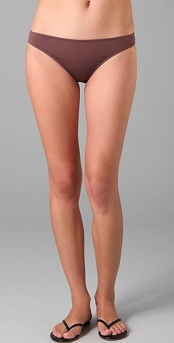 Tibi American Bikini Bottoms