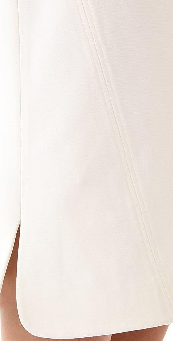 Tibi Long Sleeve Dress