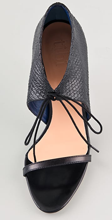Tibi Stella High Heel Sandals
