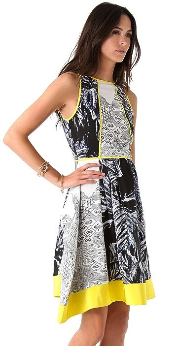 Tibi Tahiti Sleeveless Dress