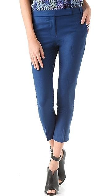 Tibi Beatles Cropped Pants