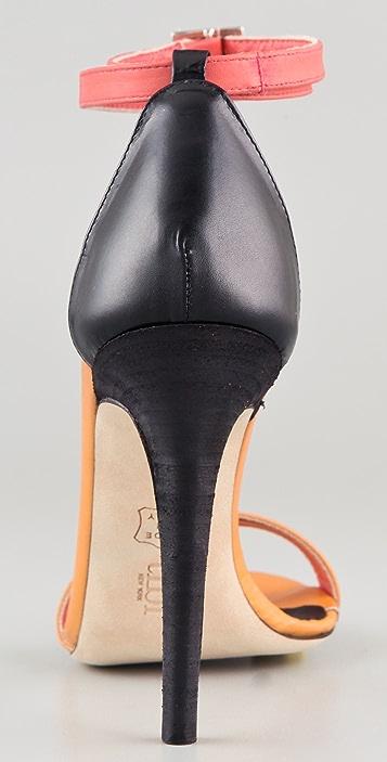 Tibi Amber High Heel Sandals