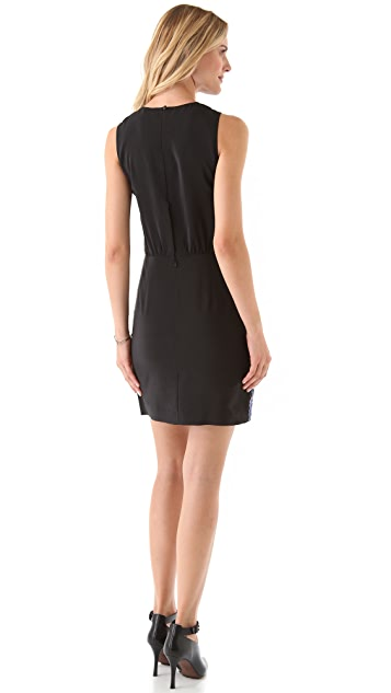 Tibi Jude Sleeveless Dress