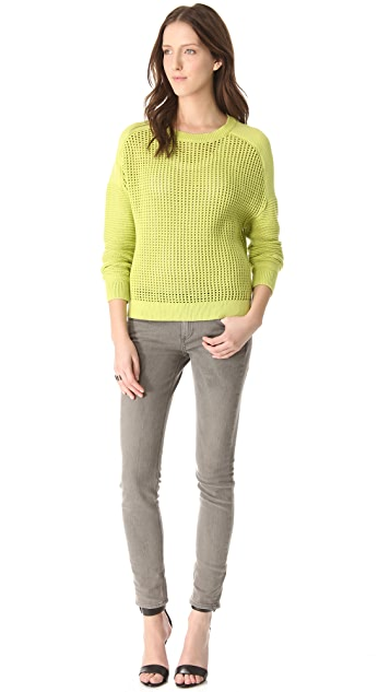 Tibi Egyptian Sweater